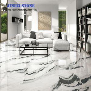 Réservez Panda appariés pour carrelage de sol en marbre blanc Hall ...