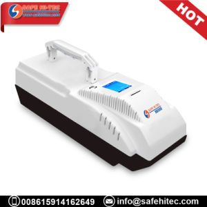 Cofre HI-TEC móvel portátil pequeno Detector de bombas DP300