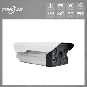 2.3MP Camera van het Netwerk van de Kogel HD van de Veiligheid van kabeltelevisie de Waterdichte