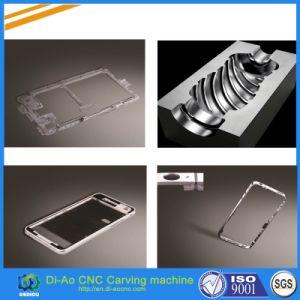 3 cabeças de corte da máquina de corte CNC de alta precisão para o alumínio, cerâmica, materiais compósitos etc