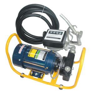 Wechselstrom-elektrisches Übergangspumpen-Gerät mit Strömungsmesser und Düse