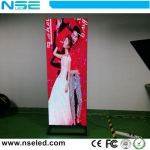 En el interior de alta definición más reciente de China Pic LED Pantallas de Carteles de publicidad