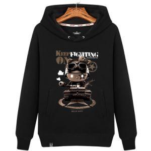 Os homens personalizado Impressão de elevada qualidade blusa suéter de moda de logotipo