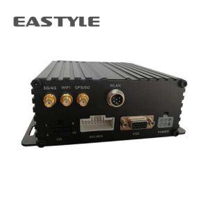 APP-Management neuer 720p 3G WiFi 4G Ipc G-Fühler 4 Kanal Mdvr Bus-video strömendes lebhaftfahrzeug