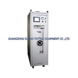 IEC60252 Entrega rápida perda de capacitância e elétrico automático Testador de ângulo