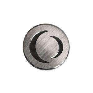 Nueva llegada Nuevo Diseño Custom de latón de alta de oro muere golpeado Carrito de golf de Campus Don insignia metálica Hat Divot Clip de marcador de bola de herramienta para la Decoración (030)