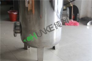 Planta de la caja del filtro de cartucho Chunke