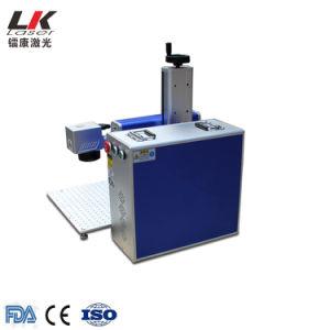 Portátil marcadora láser de fibra de láser LC.
