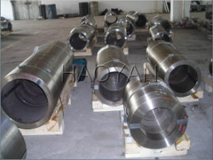 発電所のための造られた管か管