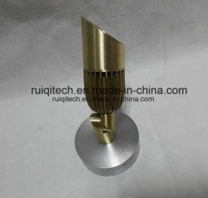 CNC che lavora l'indicatore luminoso alla macchina esterno dell'interno del punto del LED