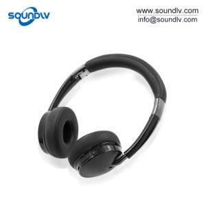 Bluetoothのステレオのヘッドセットの携帯電話のイヤホーンの無線無声ディスコのヘッドホーン