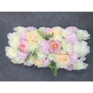 Fleur Artificielle Mur Rose Pivoine Fete De Mariage Decoration