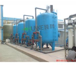 Agua dura dispositivo ablandador de resina y un sistema de tratamiento de agua RO