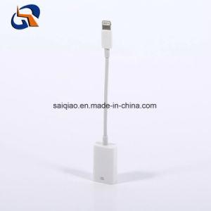 Adattatore della macchina fotografica del USB per il iPhone