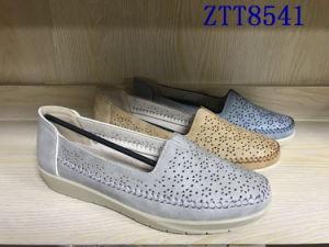 Mode de vente chaude mature de confortables chaussures femmes avec Ztt8541