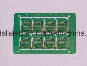 В РАМКАХ ИРЛ 4 слоя PCB производителем печатных плат цепи печатной платы с жесткой рамой