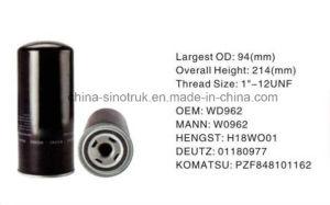 Filters de Van uitstekende kwaliteit van de Brandstof Fleetguard van Professtional van de levering W719/15 Wk940/12 voor Mann Motor