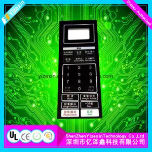 LCD het Draagvlak van de Controle van het Membraan van de Etalage voor de Tredmolen van de Apparatuur van de Geschiktheid