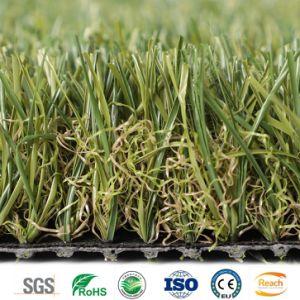 Het nieuwe Tapijt van het Gras van het Ontwerp anti-Uv Kunstmatige Plastic voor Vrije tijd