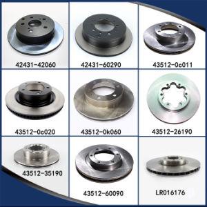Auto-Bremsen-Platten-Installationssatz für Mazda-Tribut-Autoteile E100-33-25xa