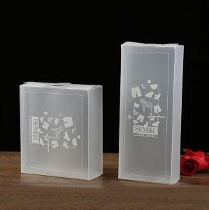 下着プラスチックPP包装ペットPVCボックスに着せる包装ボックスデザイン卸売のカスタムロゴ
