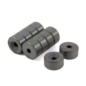 Металлокерамические Y30 кольцо ферритовый магнит для громкоговорителя