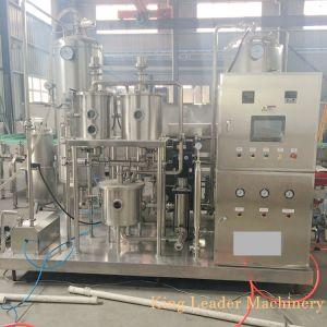 Bebidas carbonatadas misturador de gás CO2 Série Qhs