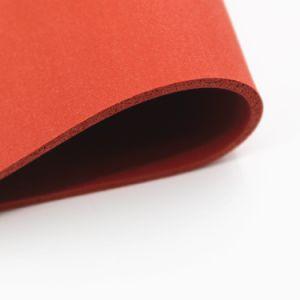 Pasar RoHS esponja de alta calidad de espuma de la hoja de caucho de silicona