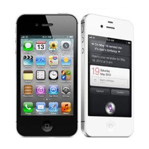 Telefone desbloqueado mais barato 4s Telefone Móvel Celular Smart Phone