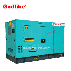 Использования в домашних условиях 15 Ква Super Silent дизельных генераторных установках с маркировкой CE ISO утвержденных