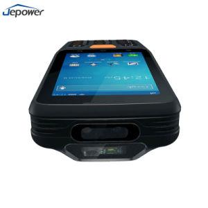 1d 2D toque de leitura de código de barras sem fio do terminal de dados GPRS GPS PDA de mão