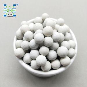 3mm-50mm bolas de cerámica de alúmina para soporte de catalizador de pelota como guarnición de la torre