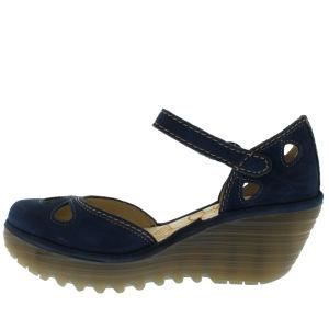 Filtre en coin Slingbacks Womens plate-forme sandales Open Toe sangle de cheville de chaussures