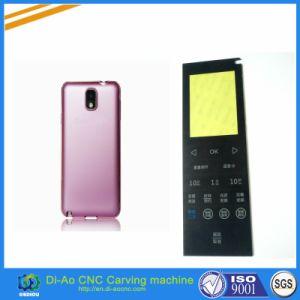 China máquina de grabado de alta precisión en la India para Tablet PC, iPad, el Banco de potencia de carga, PAL, cubierta de protección de teléfono móvil