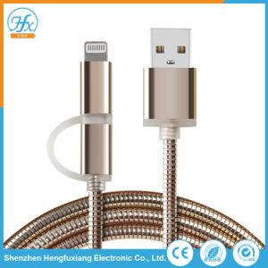 Cavo elettrico mobile su ordinazione del caricatore del USB del collegamento del collegare dell'accessorio 5V/1.5A del telefono