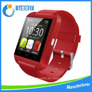 El deporte de moda relojes Bluetooth® de la Salud Vía Smartwatch para el iPhone smartphones de Samsung