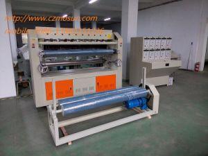 Machine à gaufrage à ultrasons pour tissu velours (certifié CE)