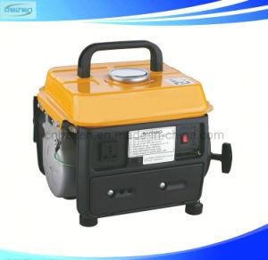Recoil Portátil Generador de gasolina de 650W