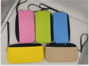 Süßigkeit-Farbe EVA-Einkaufstasche (21IK1701)