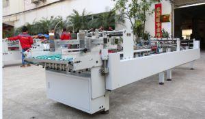 Auto PUR de PVC de alta velocidad de cuadro de envases de PET de la máquina de encolado