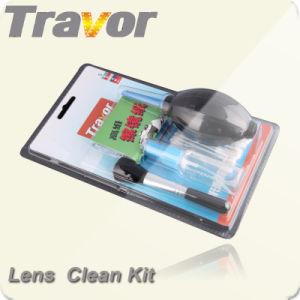 Marca Travor Cámara 3 en 1 Kits de limpieza de lentes