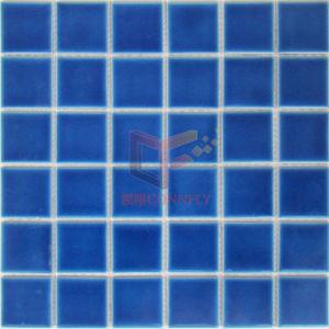 48 * 48mm Glazed Ceramic Zwembad Mozaïek Tile (CST125)
