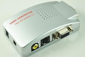 VGA aan AV (RCA) Converter