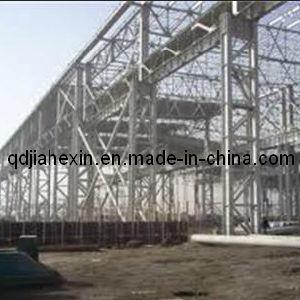 Econormic y rápido de luz Taller de estructura de acero T345b materiales de construcción