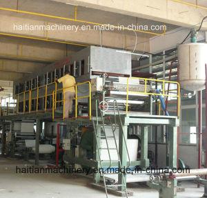 Automático de alta velocidad, máquina de fabricación de papel especial