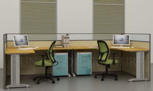 Nouveau design moderne bureau de poste de travail de bureau
