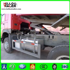 Caminhão da ponta do tipo famoso sino HOWO 6X4 8X4 do chinês