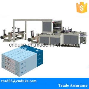 Servomotor directa de fábrica de papel A4 que hace la máquina (DKHHJX-1300)