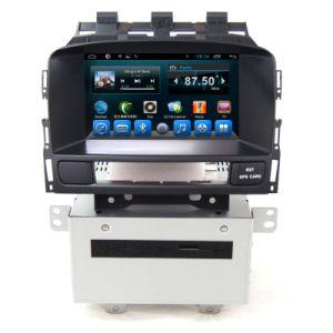 쿼드 코어 Opel Astra J를 위한 인조 인간 차 DVD GPS 시스템