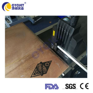 Machine van de Printer van Inkjet van de Druk van het Beeld van het Karakter van Cycjet C700 de Grote aan boord